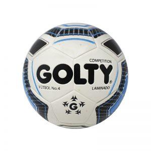 Balón Fútbol Golty Competition ON N°4