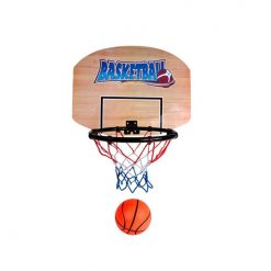 Set Aro Y Tablero Mini Baloncesto