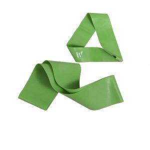 Banda Elástica Verde 25 CM 10 LBS