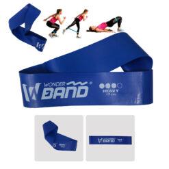 Compra una Banda Elástica Azul Wonder para Entrenamiento Deportivo