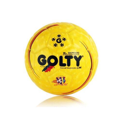 Balón Fútbol Golty Dorado N4
