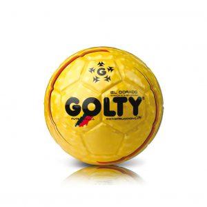 Balón Fútbol Golty Dorado N°5