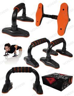 La barra para flexiones de pecho es un producto deportivo en deportes regol Medellin