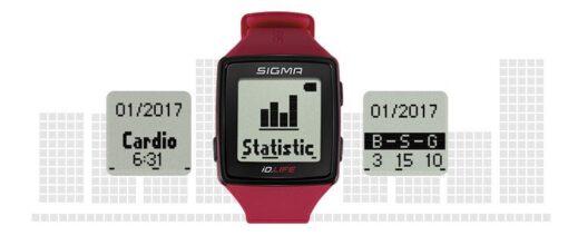 Pulsómetro Sigma ID.LIFE