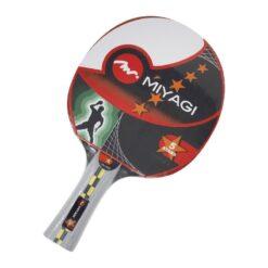 Raqueta Tenis Mesa Miyagi 5 Estrellas