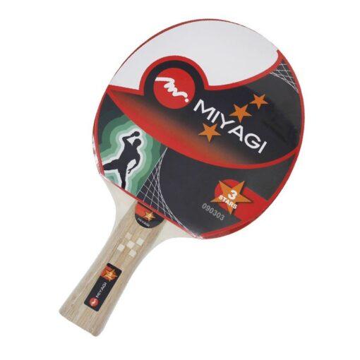 Raqueta Tenis Mesa Miyagi 3 Estrellas