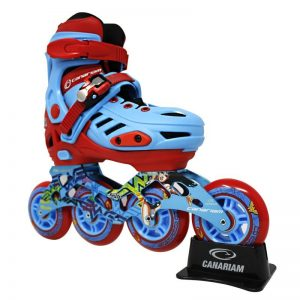 Patines Canariam Wonder Woman Magic Pro