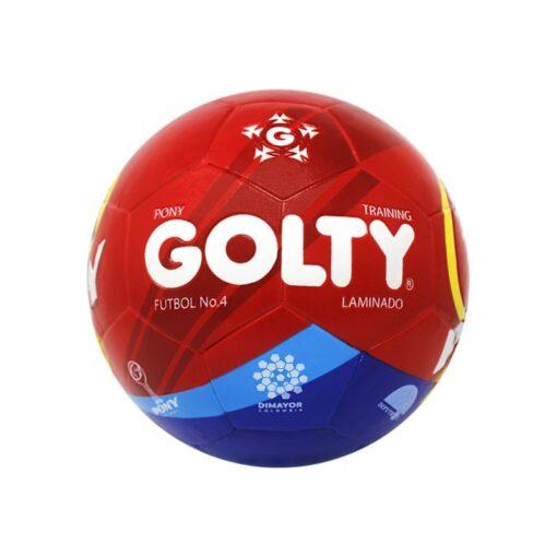 Balón Oficial Fútbol Golty Liga Pony N4