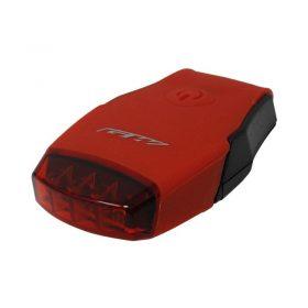 Luz trasera de bicicleta es un producto deportivo de la tienda deportiva deportes regol