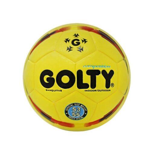 Balón Fútbol Banquitas Golty Competition