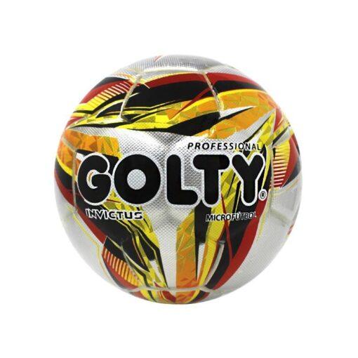 Balón Microfútbol Golty Invictus Professional Laminado