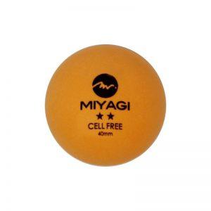 Bolas Tenis de Mesa Miyagi 2 Estrellas
