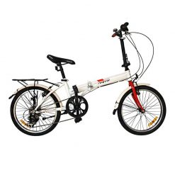 Bicicleta GW Copenhague 20