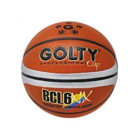 Balón de baloncesto profesional golty lo encuentras en Deportes Regol en Medellín