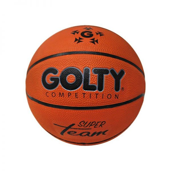 Balón Baloncesto Golty Super Team N7