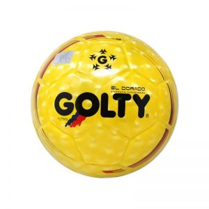 Balón Fútbol Sala Golty El Dorado