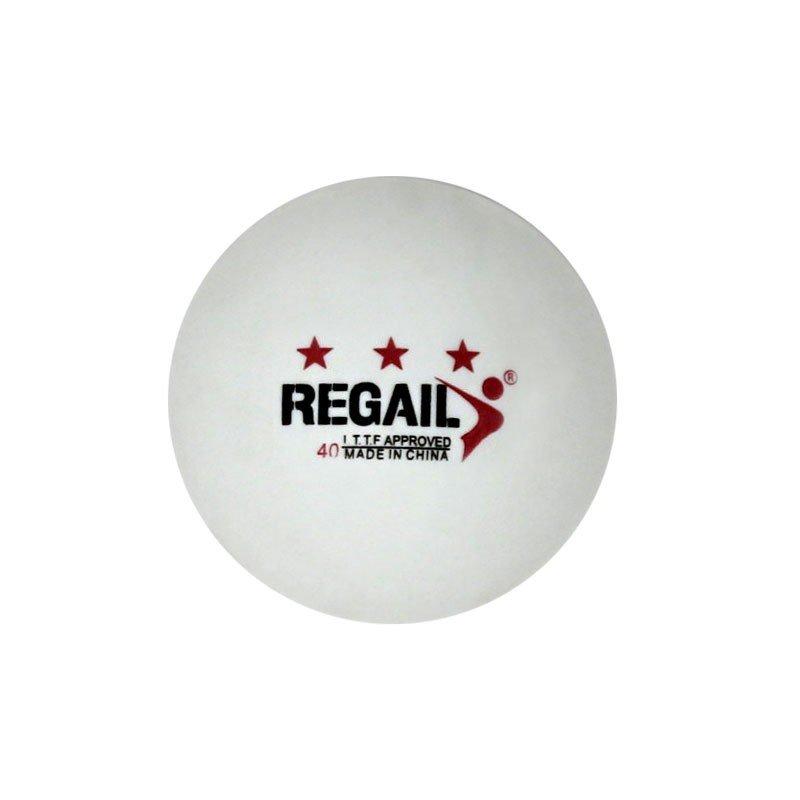 Bolas Tenis de Mesa Regail 3 Estrellas