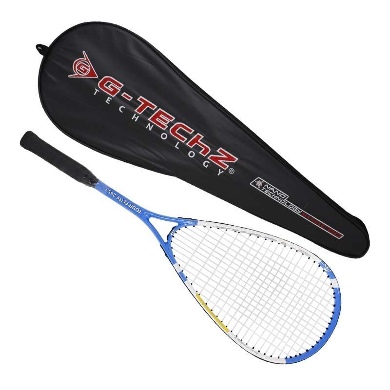 Raqueta Squash G-Techz Tour Elite 265+