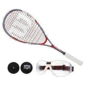 Set Squash Wilson Impact Pro