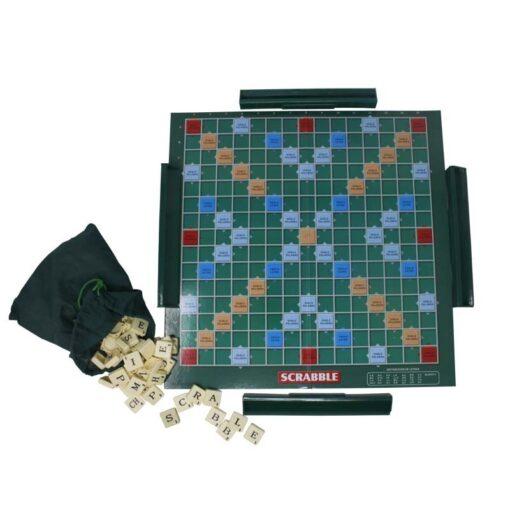 Uno de los juegos para Deporte en Casa es el Juego De Mesa Scrabble Wonder disponible en Tienda Deportiva