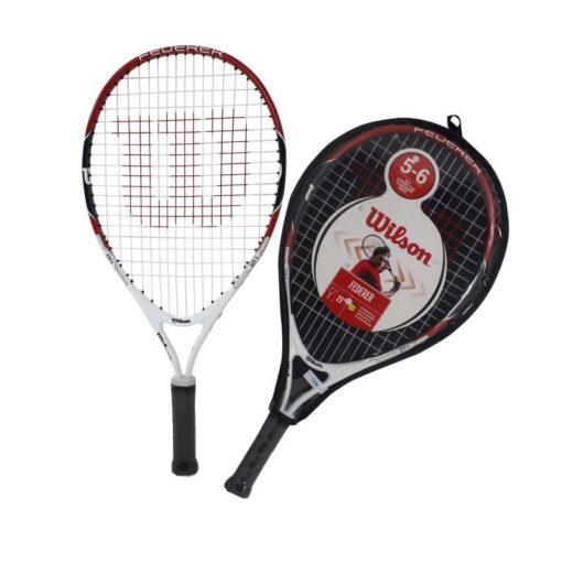 Raqueta Tenis Campo Wilson federer 21 Pulgadas