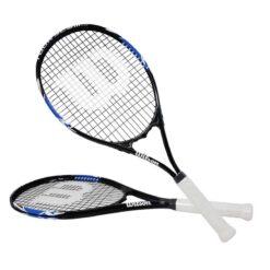 Raqueta Tenis Campo Wilson Tour Slam Lite 27 Pulgadas