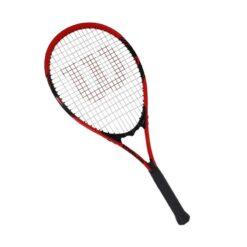 Raqueta Tenis Campo Wilson Federer 27 Pulgadas