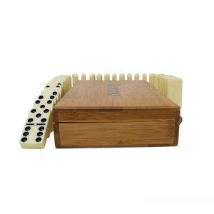 Domino Caja De Madera Wonder