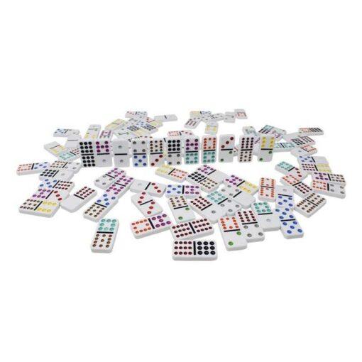 Domino Colores Doble 12 de 91 Piezas Wonder