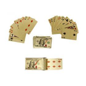 Cartas Dolar Doradas Wonder