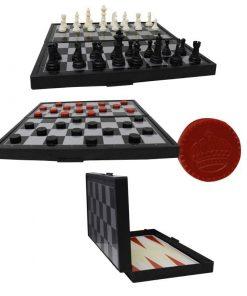 Ajedrez Magnético 25x25 Wonder es un producto de deportes regol para practicar deporte en casa