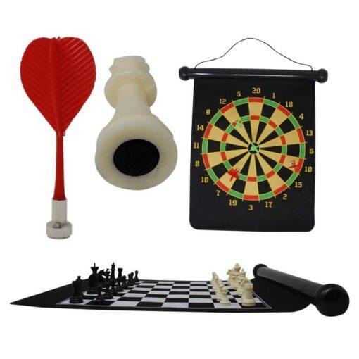 Los Juegos de Dardos Ajedrez Wonder lo encuentras en Deportes Regol para Deporte en Casa