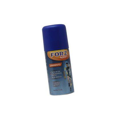 Linimento Deportivo Forz Sport 80 ml es un Producto Deportivo util en recuperacion de lesiones deportivas