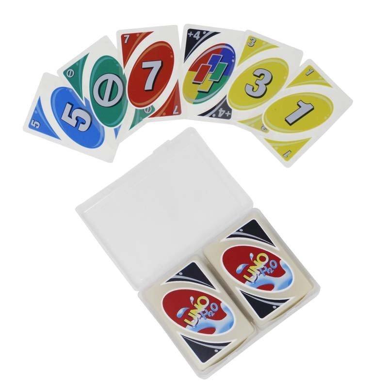 Cartas Uno Wonder es uno de los juegos de mesa para practicar en casa disponibles en Deportes Regol