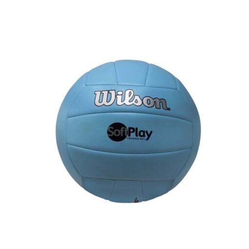 Balón Voleibol SoftPlay Wilson disponible en tienda deportiva en medellin