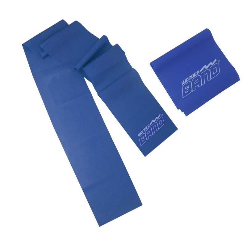 El Producto Deportivo Banda Elástica Azul Wonder es útil para Entrenamientos Deportivos