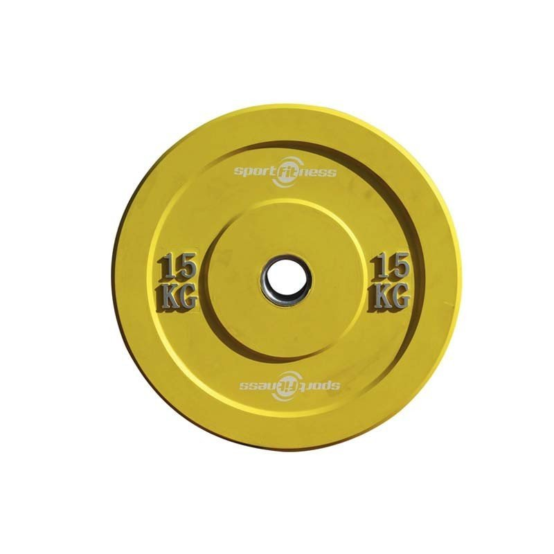 Disco Olímpico 15Kg SportFitness