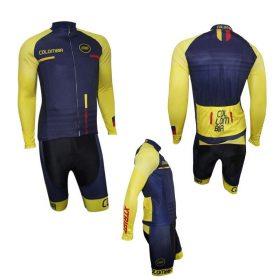 Uniforme De Colombia para el Deporte del ciclismo