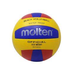 Balón Voleiboll Playa Molten BV58SL es un implemento deportivos de las tiendas deportivas en medellin