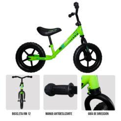 La Bicicleta GW Trainning es uno de los mejores Productos Deportivos en Medellín