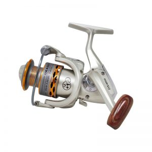 Carretel De Pesca Dx4000 Wonder