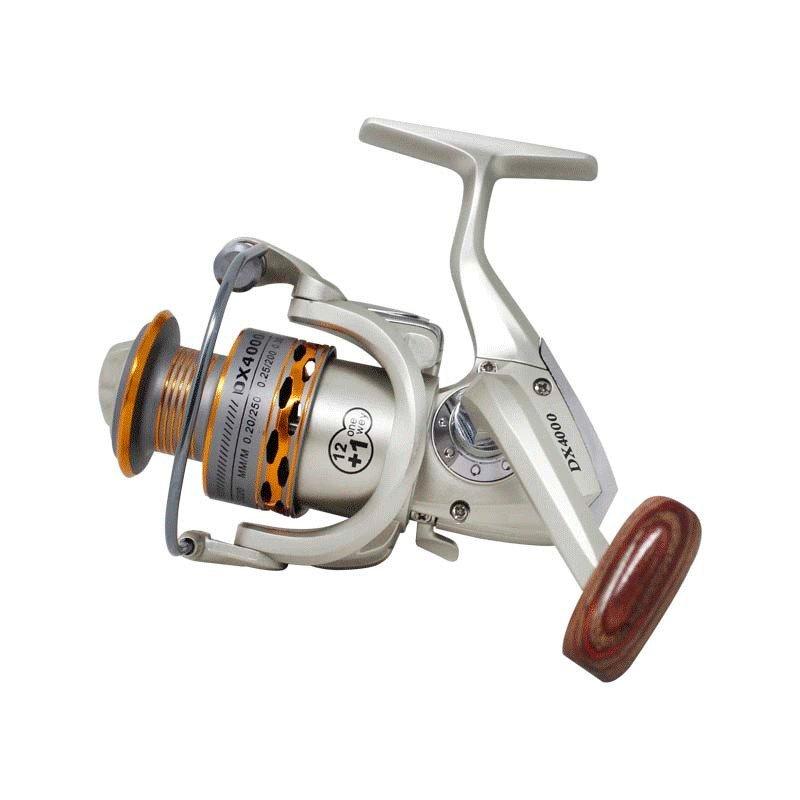 Carretel De Pesca Dx4000 Wonder