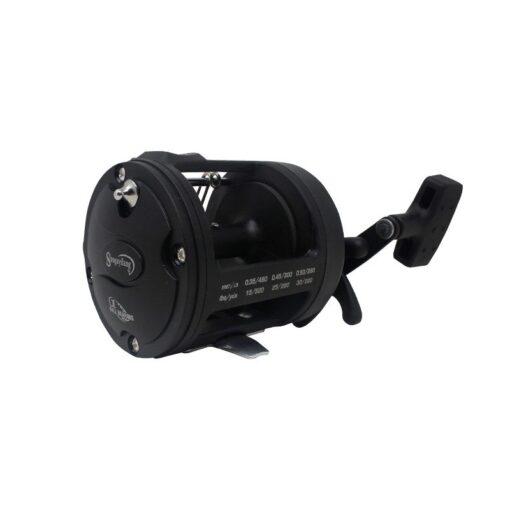Carretel De Pesca TSSD3000L Wonder