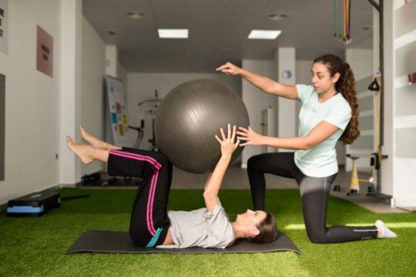 El entrenamiento deportivo ayuda al bienestar de ls salud mental en las personas