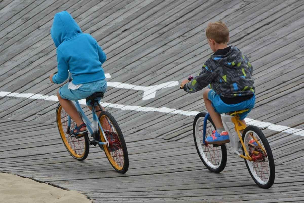 Las Bicicletas son un Productos Deportivos que puedes ser usado por niños