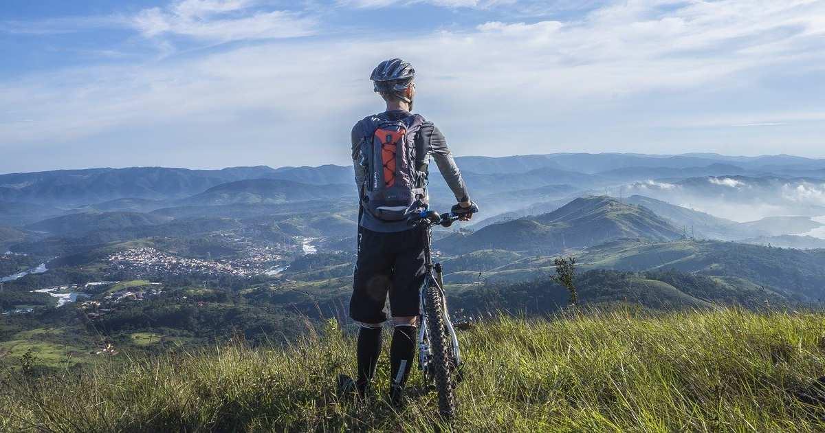 Las Bicicletas de Montaña son ideales para Deportes que permiten estar en forma
