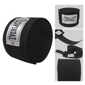 Accesorios Deportivos disponibles en Medellín, Venda Boxeo Everlast color negro