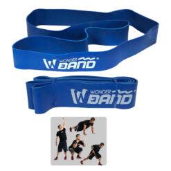 El mejor productos para Deporte en Casa es una Banda Poder Azul Wonder disponible en Deportes Regol