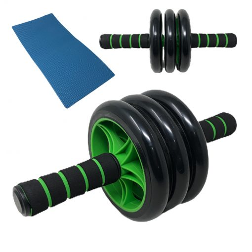 Deportes en Medellín es la opción de la Tienda Deportes Regol con Productos como el rodillo abdominal
