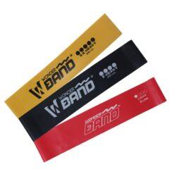 El Set de Bandas Elásticas Wonder x3 es el producto deportivo que necesitas para tus entrenamientos